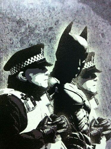 Banksy_Batman