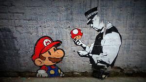 Banksy_Mario