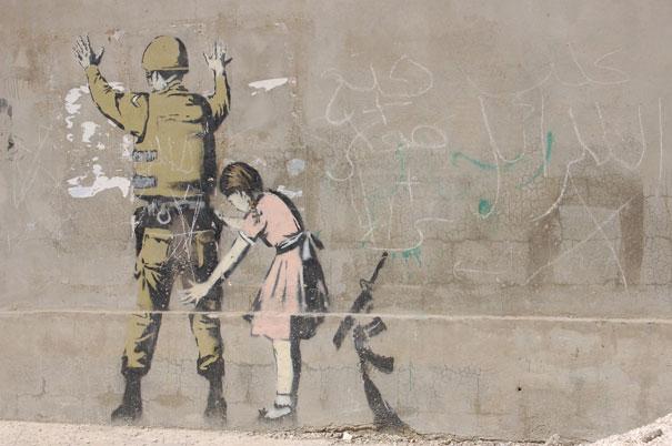 Banksy_muro de gaza_5